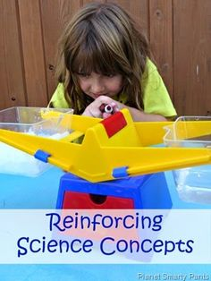 Reinforcing Science Concepts through Repeated Hands-On Work