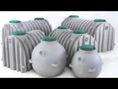 Poly Septic Tank Video
