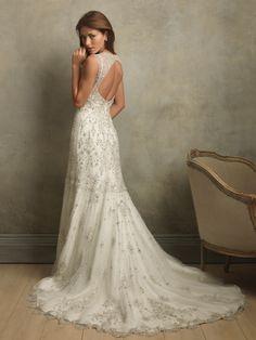 Shop Allure Bridals: Style: C167