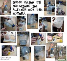 botella Ideas para reciclar botellas de plástico