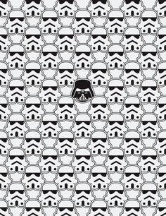 Star Wars a la Escher