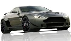 2010 Aston Martin Lmv R Concept By Elite Tuning
