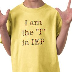 I loooove this, the remembering that it's about a specific child. Posted by other: IEP, FAPE, IDEA, LRE, IEE and 504. Before stepping into this quagmire of acronyms and laws, check out the following articles: https://plus.google.com/115569358902469429053/posts/BKwEUgjYEVa