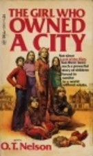 The Girl Who Owed a City by O.T. Nelson - read it to my 6th graders and they loved it!  So did I.