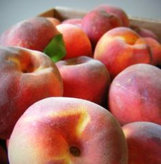 How to Freeze Peaches by Once a Month Mom | OAMC from Once A Month Mom
