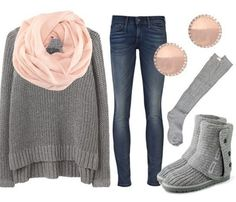 spring outfit ideas for women 2014 | 12 Amazing Sweater Outfit Ideas for 2014 Fall/Winter Look