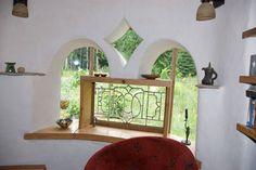 cob home window cob window, cob home, canada, diamonds, arches, earthship, homes, cut outs, cob houses