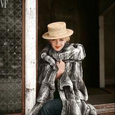 """Marilyn Monroe, """"Bus Stop"""""""
