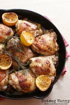 Cast Iron #Chicken