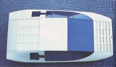 1974 Lamborghini Bravo ( Bertone )