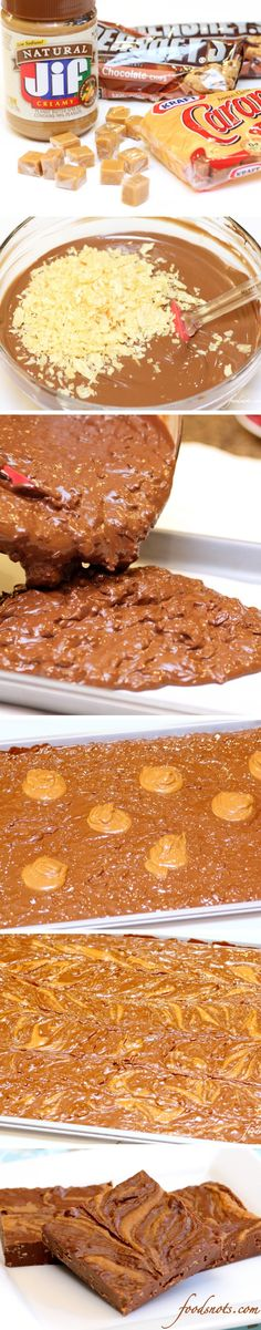 Chocolate Crack ~ Chocolate Crack...Also known as chocolate, caramel, peanut butter, and potato chip fudge...awesome!