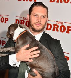 ...perfect.Tom Hardy