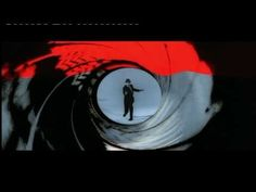James Bond - Diamonds are Forever opening sequence.