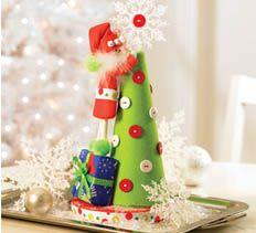 Elf Christmas tree.