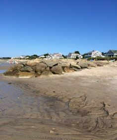 Walking on the Beach, Cape Cod