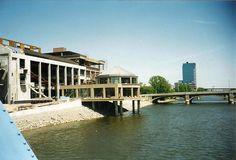 Grand Rapids Public Museum under construction - June 6, 1993