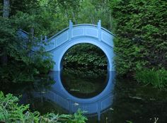 Serenity in the Garden: Garden Photos of the Day - Bridges of Many Colors
