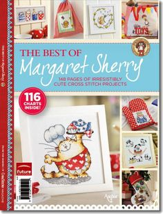 The Best of Margaret Sherry Bookazine