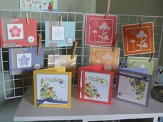 More of my Stamp Room Display Projects