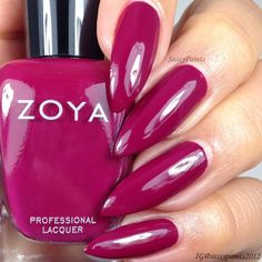 Sassy Paints: Zoya Veronica: from the Entice Fall 2014 Collection