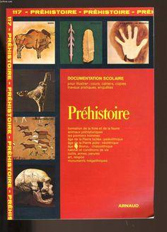 Les fascicules de documentation scolaire des éditions Arnaud, avec des images à découper pour illustrer nos cahiers