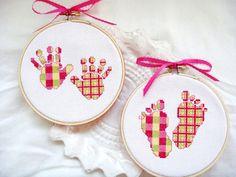 Bastidores decorativos para bebé