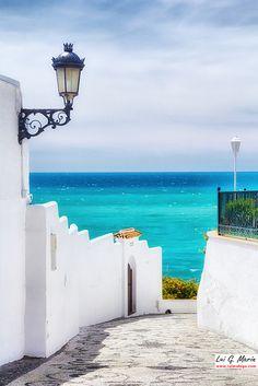 Mediterranean in Málaga, Andalusia, Spain