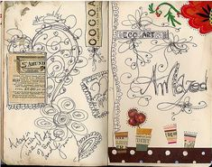 awesome doodles