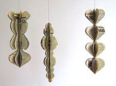 SERIF. Prawda . set of 3 ornaments ~ renna deluxe