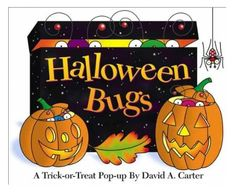 Chit Chat and Small Talk: Halloween Bugs Book and Craft for Preschoolers