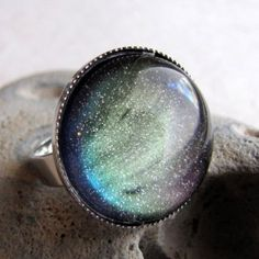 Northern Lights Ring
