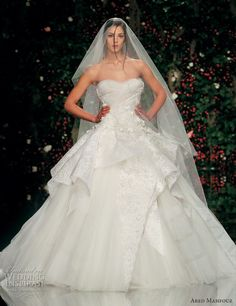 Beautiful wedding dress! #weddings #weddingdress #bride