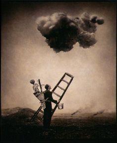 Surrealist Photography by Robert and Shana Parkeharrison