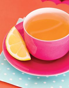 Cup of Tea in -PINK