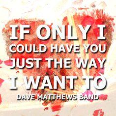 "Dave Matthews Band """