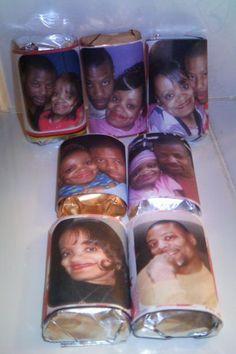 Personalized Hershey Mini Chocolates by SweetDee484 on Etsy, $60.00