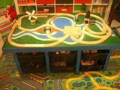 Thomas train table - HOME SWEET HOME