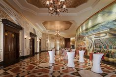 Jumeirah Zabeel Saray Hotel, Dubai - Music Hall