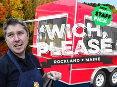I'm quitting the daily grind, and starting a food truck. But I need YOUR help to get it on the road. #Kickstarter #FoodTruck