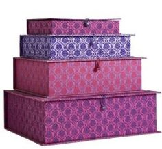 decoupage boxes