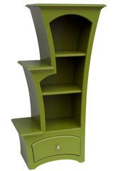colorful furniture, bookcases, alice in wonderland, dust, kid rooms, nurseri, hous, shelv, dr suess