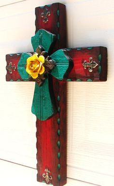 i love this cross