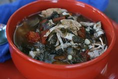 A Year of Slow Cooking: Smoky Turkey and Black Bean Soup