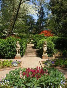 Pathway, Dixon Gallery & Gardens, Memphis, TN