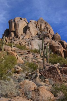 ✮ Pinnacle Peak, Scottsdale Arizona...a great 3.5 mi hike