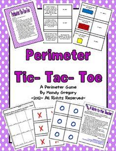 Perimeter center games by Amanda Gregory