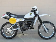nicely restored '81 Yamaha IT 175