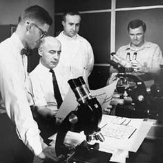 The first biomedical and environmental research program began at Livermore in 1963. John Gofman, a distinguished professor at the University of California at Berkeley, was recruited to set up the program and given the charge of studying the effects of radiation on humans. Mort Mendelsohn was recruited to lead the program after Gofman's departure in 1969 to return to teaching.