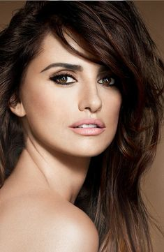 Penelope Cruz sultry makeup inspiration