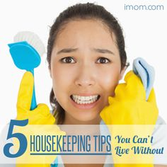 Keeping your home clean and tidy can take up more of your time than it really should. Here are some favorite tips for trimming minutes off of every task so that you can shed the cleaning gloves and move on to other things in a flash. #housecleaning